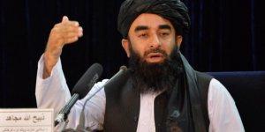 Taliban Sözcüsü Zebihullah Mücahid, Afganistan'da son duruma ilişkin açıklama yaptı