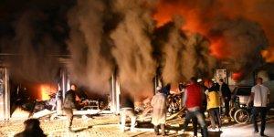 Kuzey Makedonya'da hastane yangını: En az 10 kişi hayatını kaybetti