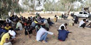 Libya'da kalan göçmenler ülkeden güvenli çıkış istiyor