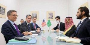 ABD ile Suudi Arabistan, Yemen'i ve ikili ilişkilerini görüştü