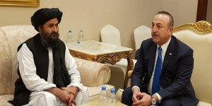 Bakan Çavuşoğlu, Taliban yönetimine tavsiyelerde bulundu